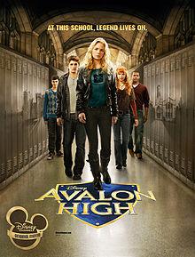 Pôster oficial do filme, original do Disney Channel.